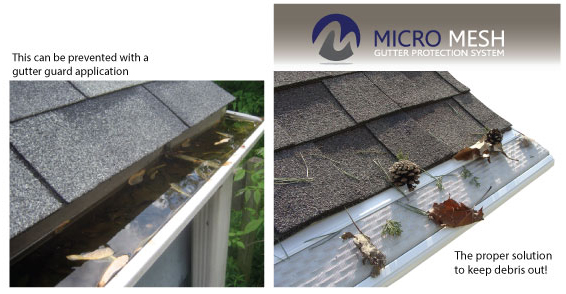 Top 10 Reasons To Invest In A Leaf Guard System Gutter