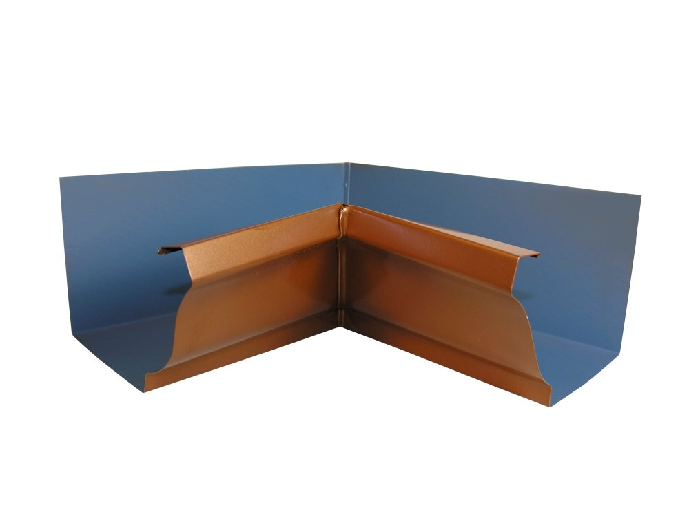 Copper Penny Inside Box Miter