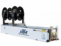 Mach II 6 Gutter Machine