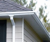Traditional Vinyl Gutter Systems
