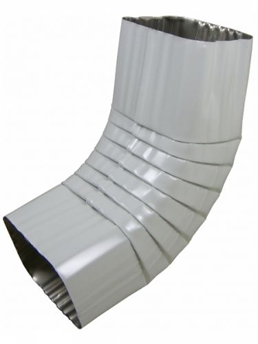 Shop Rectangular Downspout A Elbow Gutter Supply