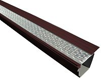 Micro Mesh Gutter Guard - Brown