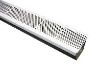Diamond PVC Snap-In Gutter Cover