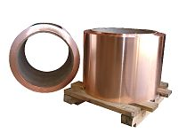Downspout Coil - Copper