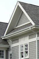 Aluminum Gutter - Close View