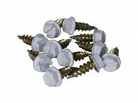 Aluminum Zip Screws