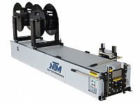 Mach II 5/6K Gutter Machine