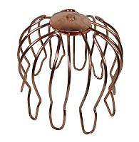 Heavy Duty Wire Strainer - Copper