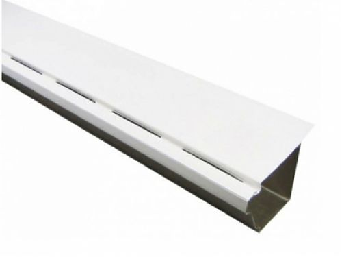 Solid PVC Snap-In Gutter Cover | Gutter Covers