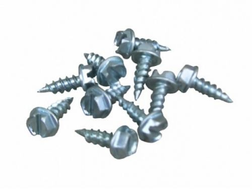 Zinc Zip Screws
