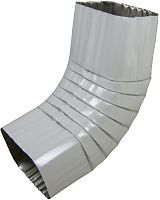 Rectangular A Aluminum Elbow