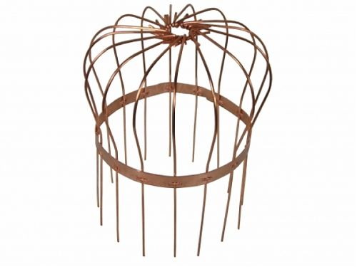 Round Wire Strainer - Copper