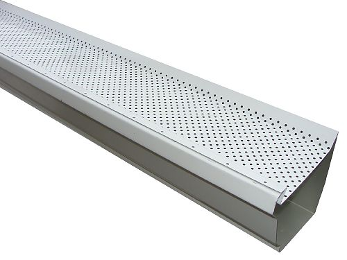 Leaf Defender Gutter Guard, Gutter Cover