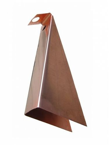 K Style Gutter Wedge - Copper - Gutter Wedges