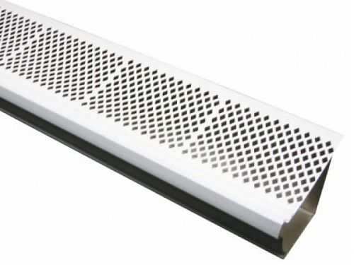 Diamond PVC Snap-In Gutter Cover | Gutter Covers
