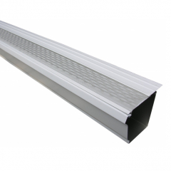 Aluminum Gutter Leaf Guards