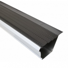Steel Gutter Leaf Guards
