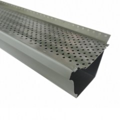 K Style Gutter Leaf Guards