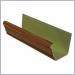 K Style Copper Penny Rain Gutters,Rain Gutter Supplies