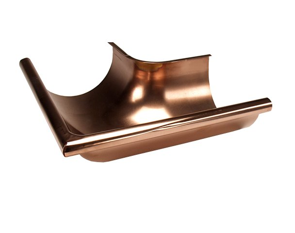 Euro Copper Outside Miter,Seamless Gutter