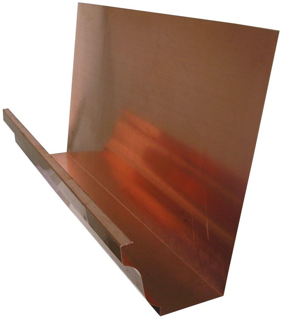 Copper K Style Highback Gutter Gutter Supply