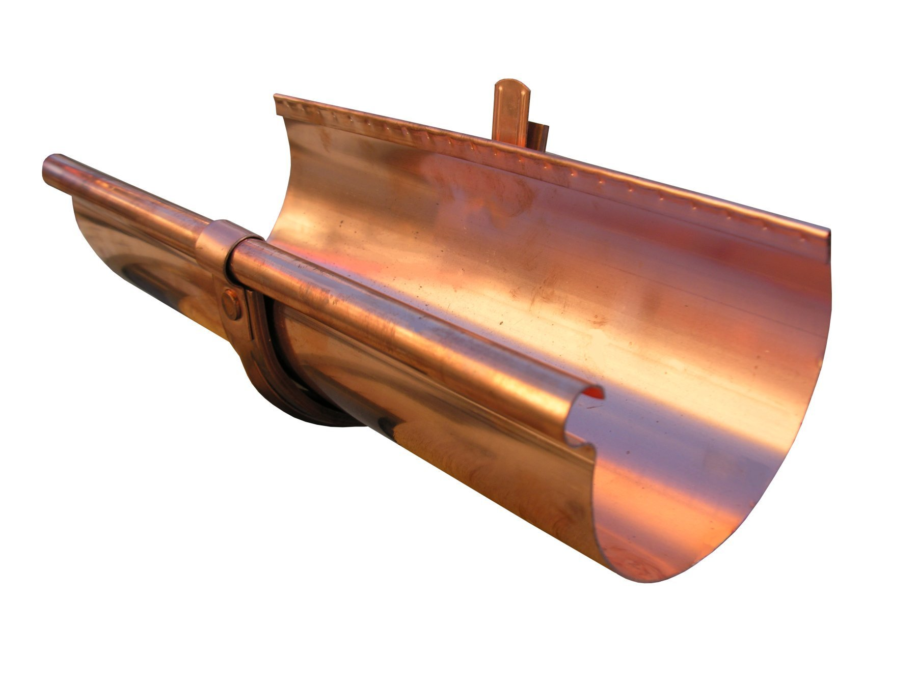 Click For A Larger View Euro Copper Hd Fascia Hanger