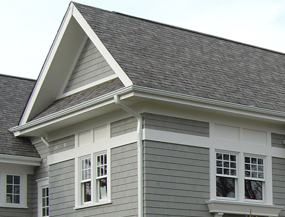 Click For A Larger View Aluminum Gutter System Aluminum