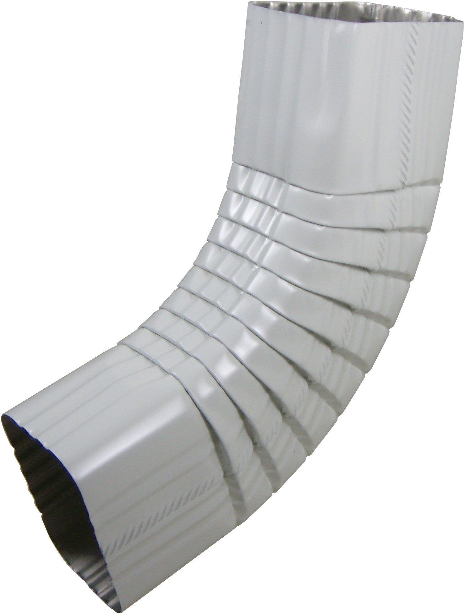 Click For A Larger View Rectangular B Aluminum Elbow