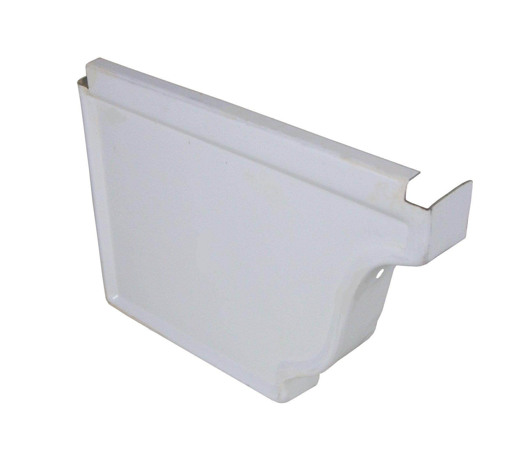 K Style Rivet Aluminum End Cap