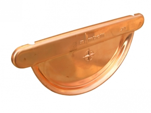 Euro Copper Universal End Cap