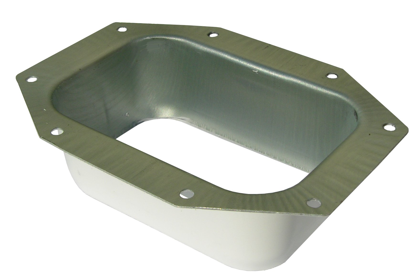Click For A Larger View 2x3 Rectangular Outlet Wide Flange