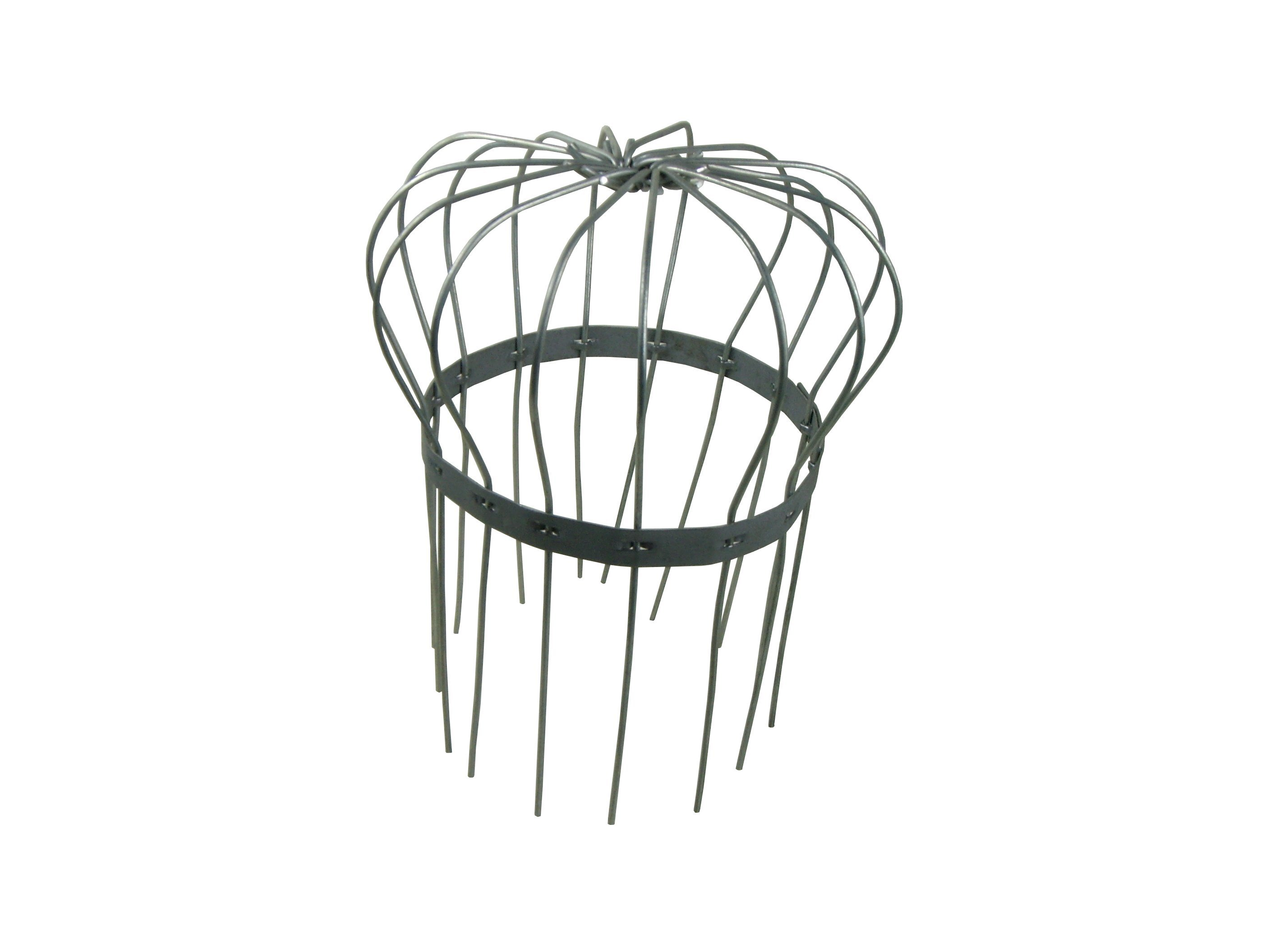 Click For A Larger View Galvanized Round Wire Strainer