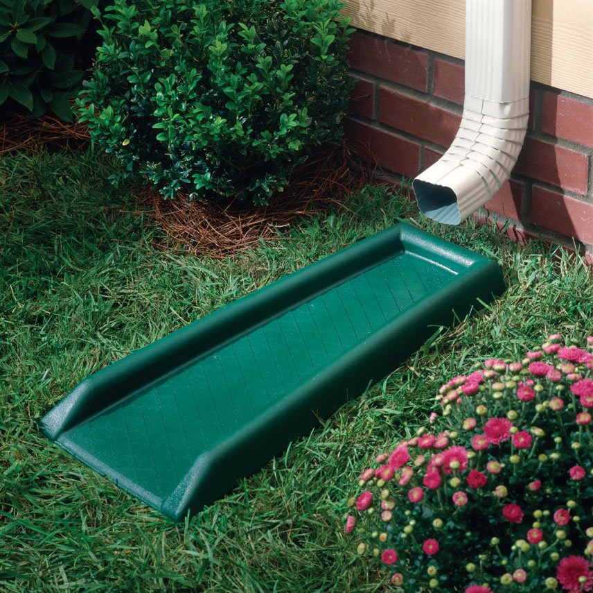 Green Splashblock