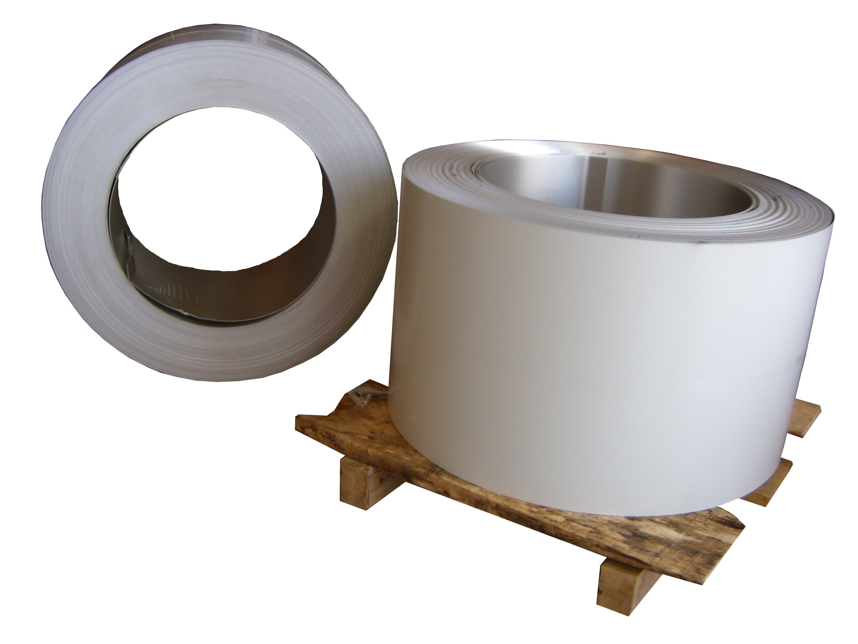 Downspout Coil - Aluminum
