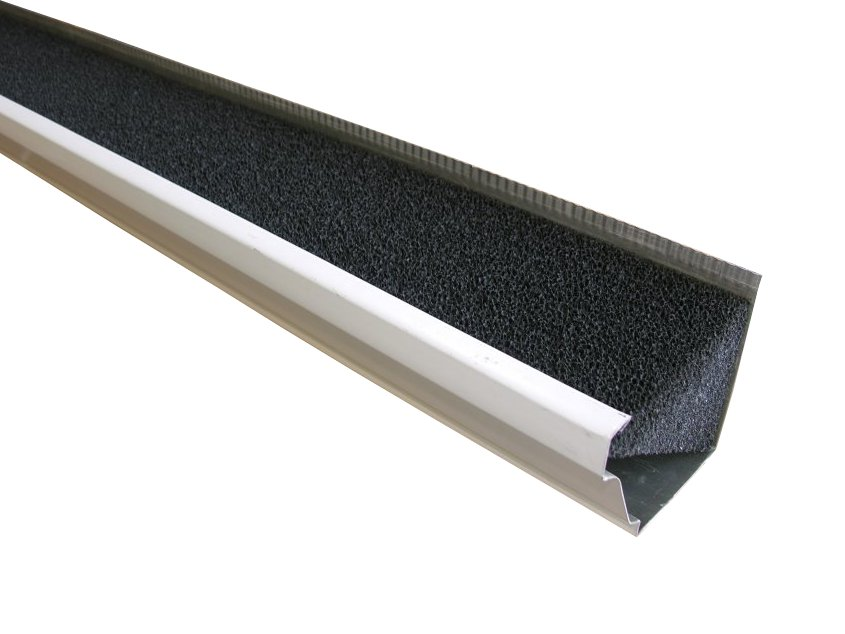 Gutter Leaf Guards - Rain Gutter - Rain Gutter Supplies