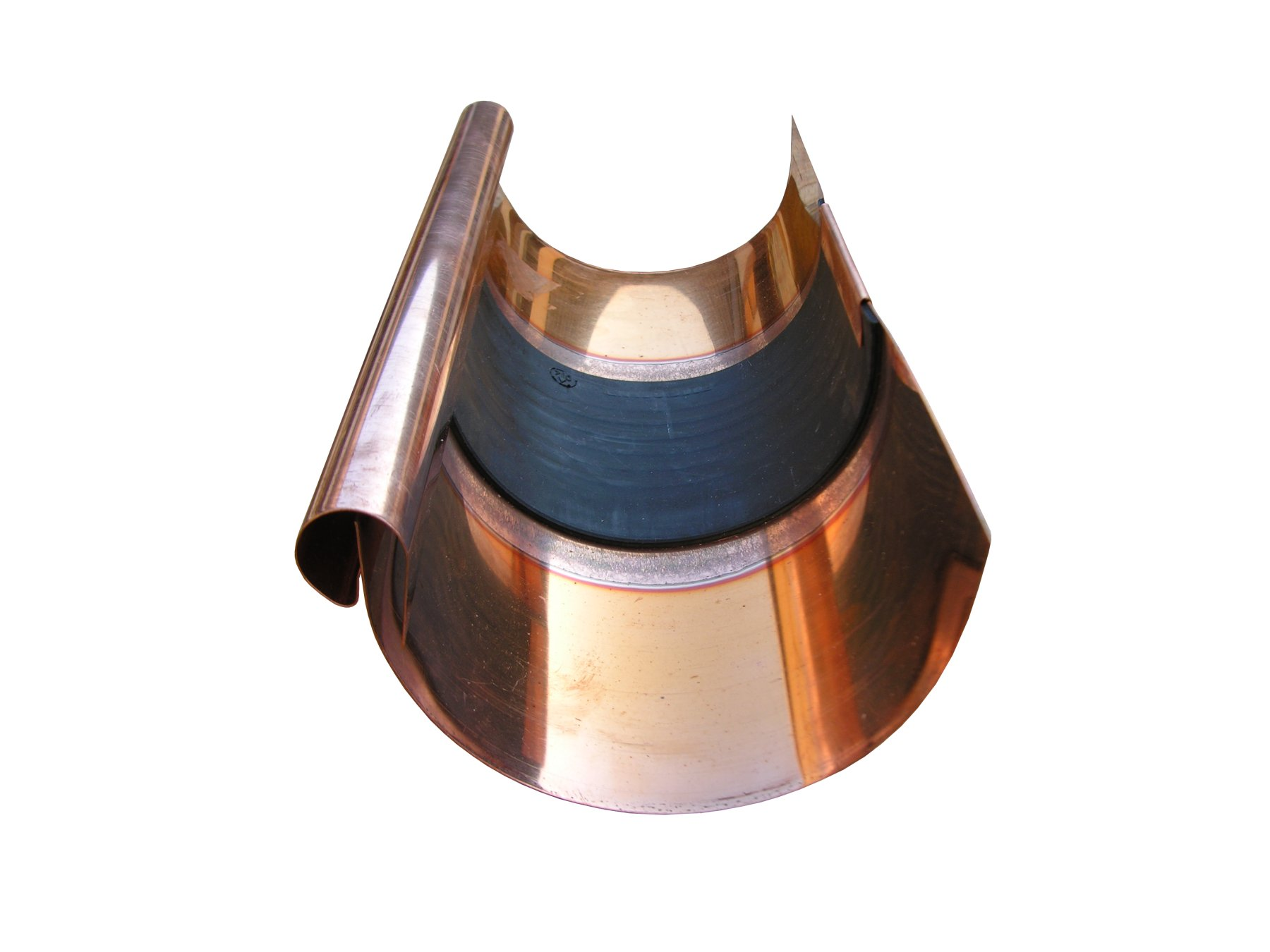Click For A Larger View Euro Copper Gutter Expansion Joints