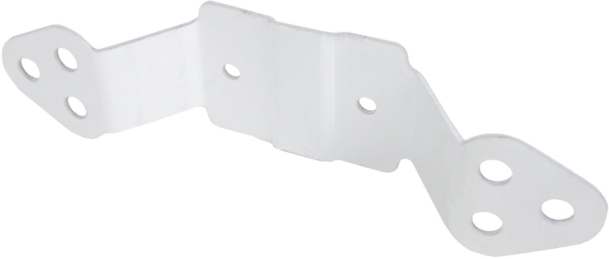 Aluminum Pipe Cleat Gutter Brackets