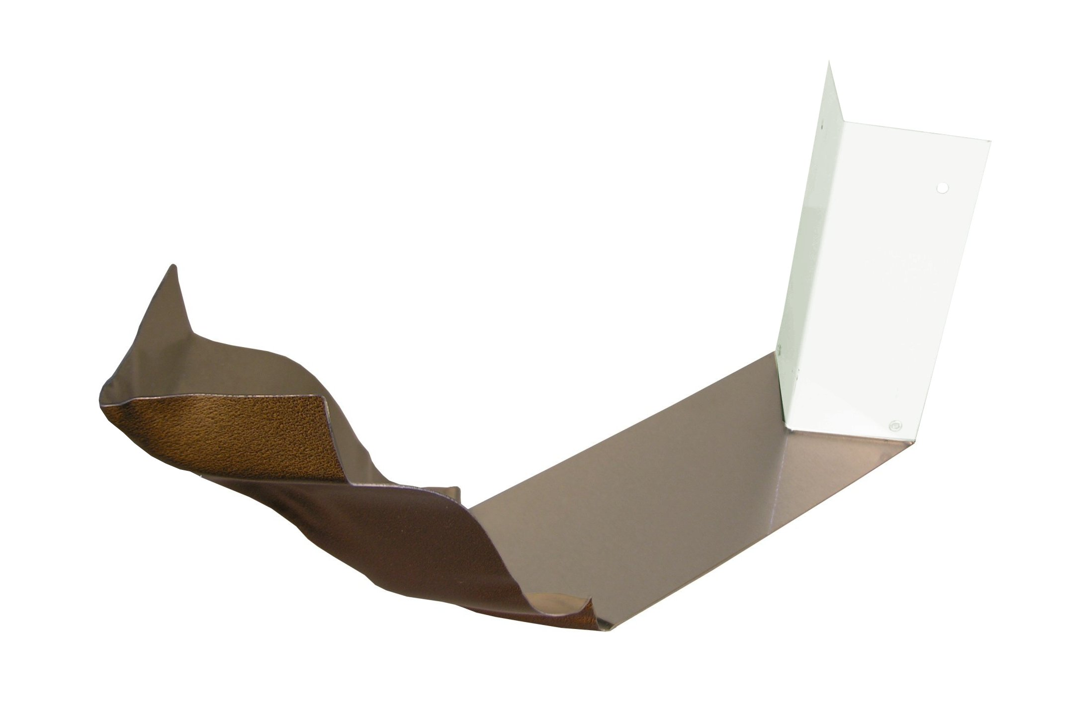 Designer Copper Aluminum Strip Miter