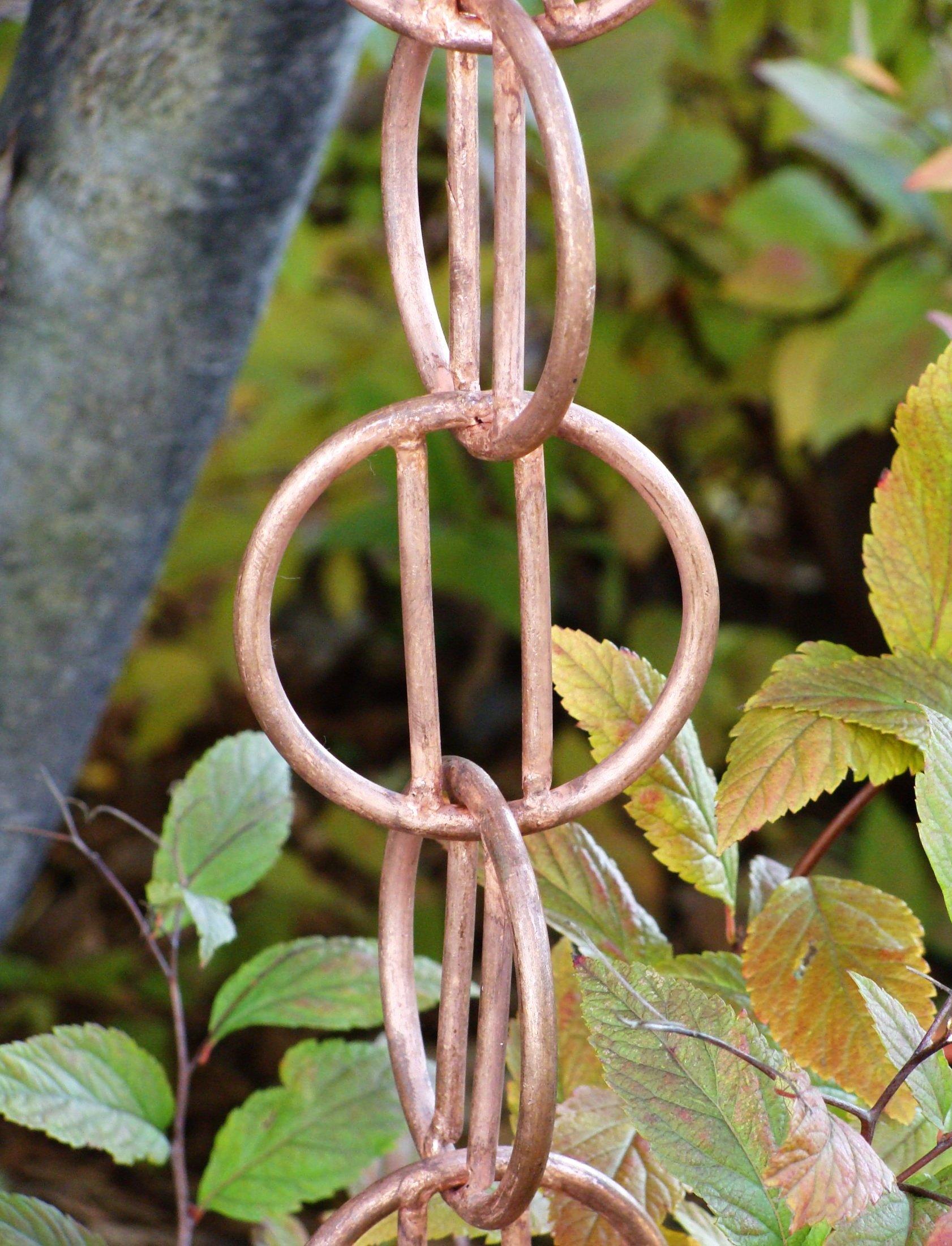 Zen Loops Rain Chain