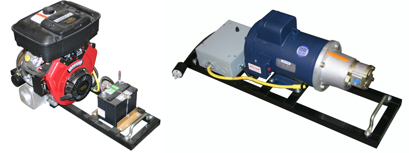 Gas or Electric Power Pack
