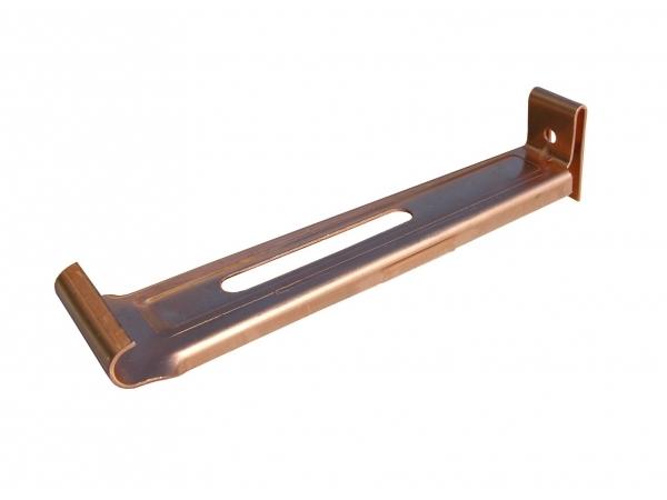 Click For A Larger View Half Round Husky Hidden Hanger Copper