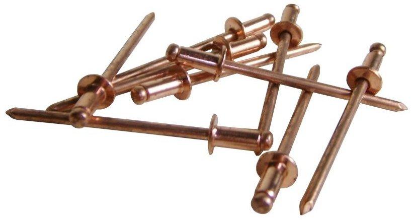Copper Penny Rivets
