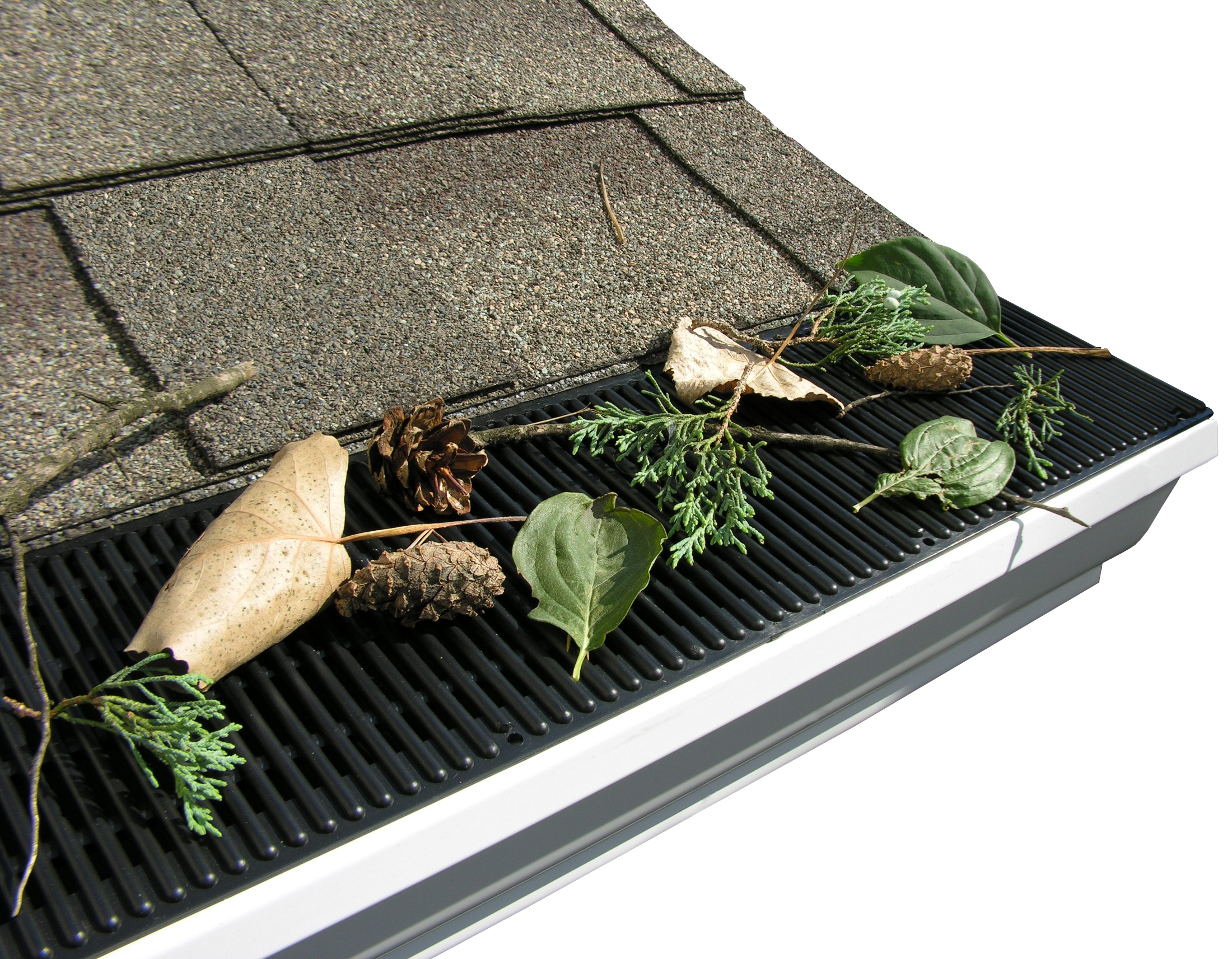 How much for gutter guards installed - Raindrop Gutter Guard Installation Gutter Screens Gutter Cover Click For A Larger View