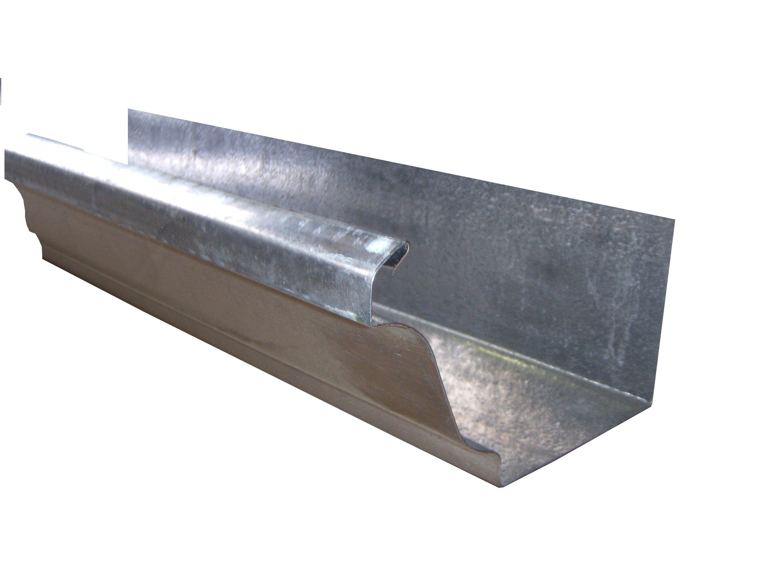 Lead Coated Copper K Style Gutter - Rain Gutter - Rain Gutter Supplies