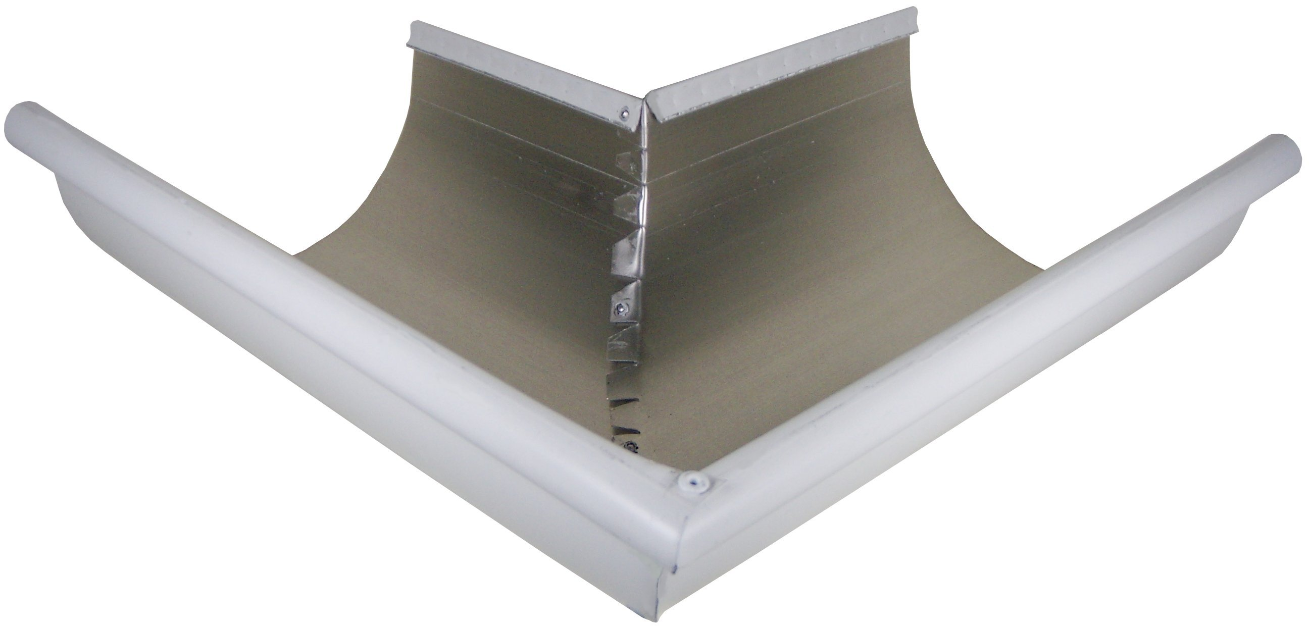 Miters Or Corner Pieces Are The Gutter Fittings That