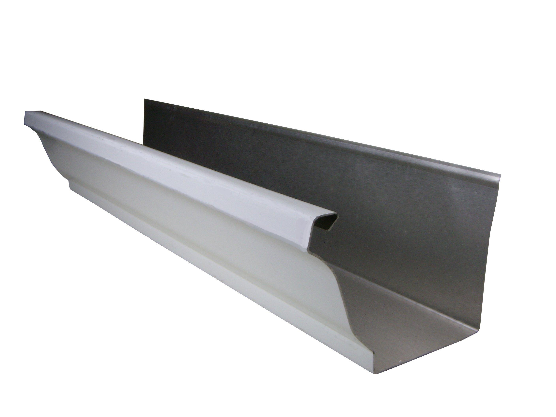 Aluminum K Style Gutter - Rain Gutter - Rain Gutter Supplies
