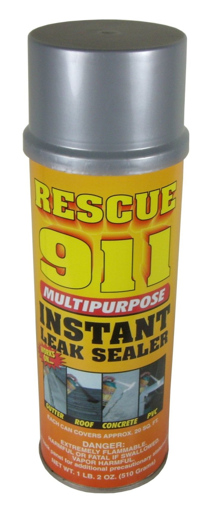 Just Spray To Instantly Seal Leaks All Over Your Home