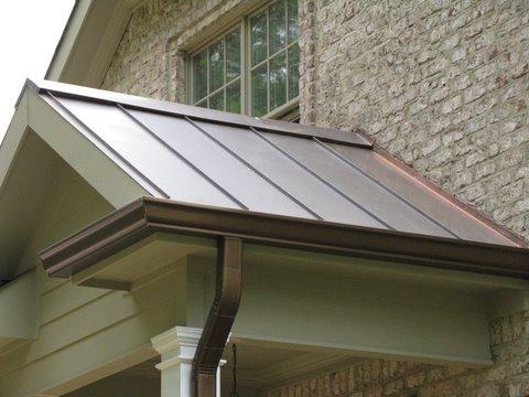 Designer Copper Aluminum Material List