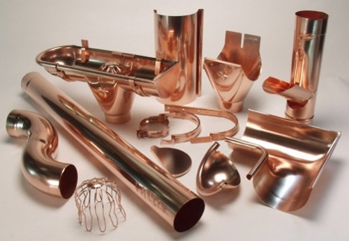 Euro Copper Material List