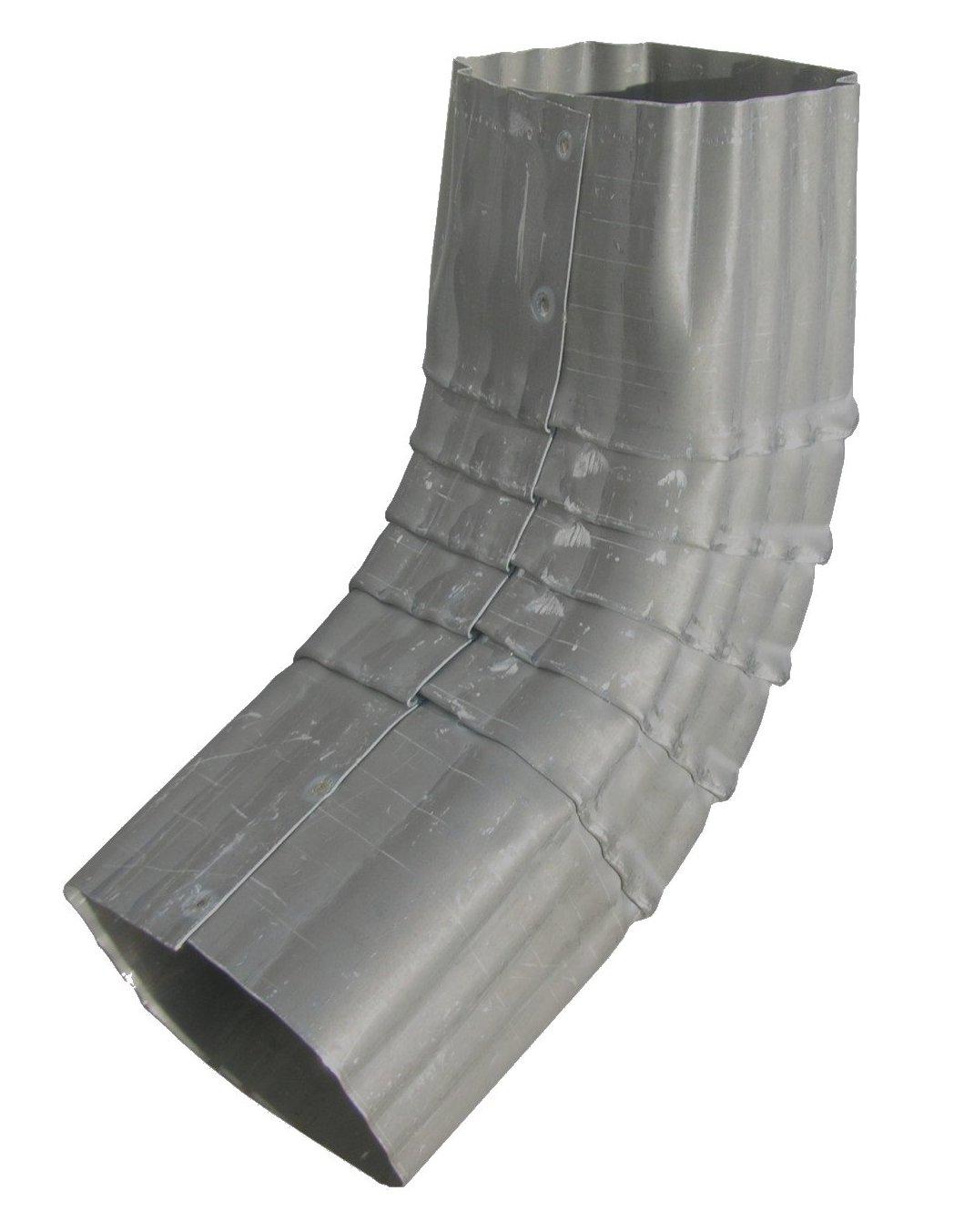 Rectangular A Paint Grip Steel Elbow